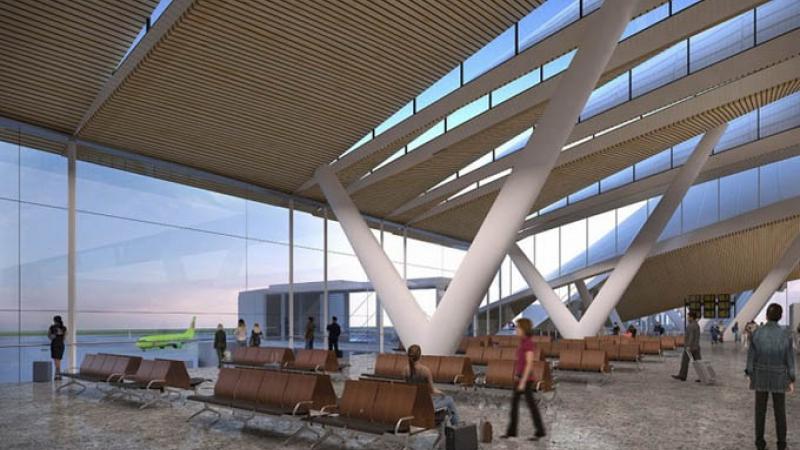 Главгосэкспертиза утвердила положительное заключение по проектной документации и результатам инженерных изысканий строительства аэропорта «Южный» близ Ростова-на-Дону