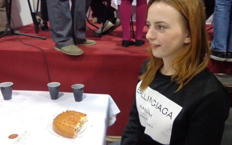 чемпионат по поеданию пирогов