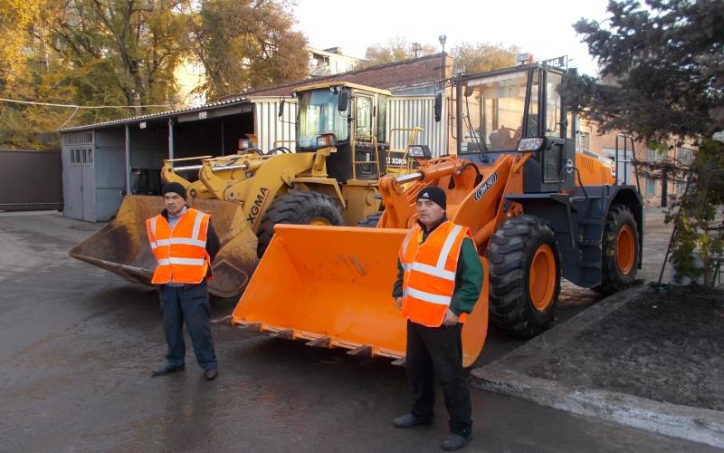коммунальные службы Ростова готовы к зиме
