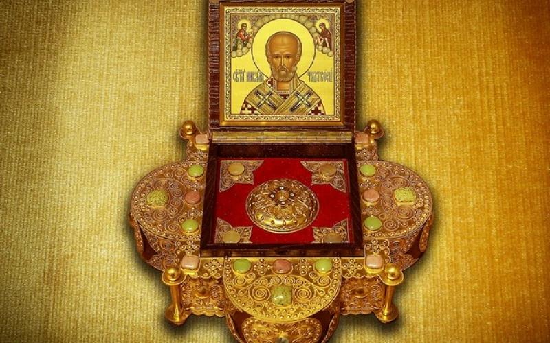 Мощи Николая Чудотворца поселятся в Ростове-на-Дону