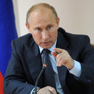 Президент России Владимир Путин на пресс-конференции в Москве заявил, что понимает, хотя и не привествует людей, вышедших на Майдан