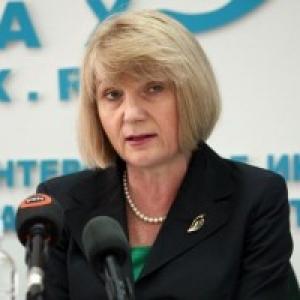 В Ростове-на-Дону от рака скончалась экс-заместитель мэра города Валентина Леденева