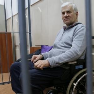Гособвинение требует приговорить экс-мэра Махачкалы Саида Амирова к 13 годам колонии