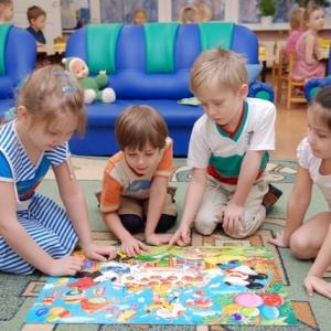 В Ростове-на-Дону идет строительство детского сада, предназначенного для детей с ограниченными возможностями здоровья