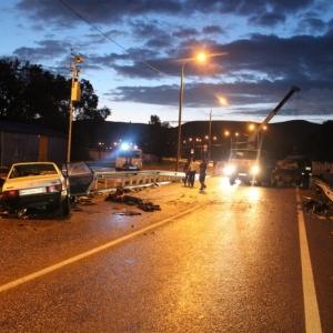 Автомобиль-нарушитель числился в розыске как угнанный