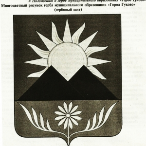 В городе Гуково (Ростовская область) был одобрен проект герба и флага