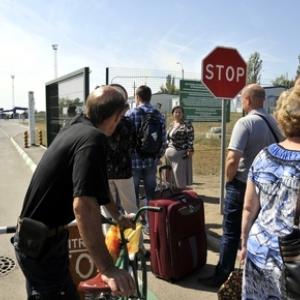 Беженцы из Украины покидают Ростовскую область и возвращаются на родину в связи с объявленным перемирием