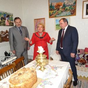 В Красном Сулине (Ростовская область) открылся  музей казачьей культуры