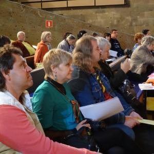 ЛиРафест-2014 стал юбилейным, десятым фестивалем. Между собой соревновались более 50 поэтов из южной столицы, Батайска, Таганрога, Красного Сулина, Неклиновского района и других территорий. Возраст - от самых юных до пожилых. Номинации всего две - «Гражданская лира» и «Лирика года»