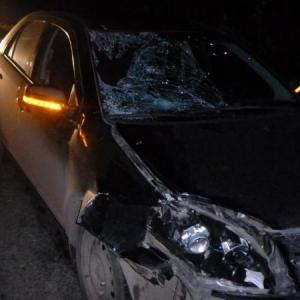 """В Ростове-на-Дону в ночь с 3 на 4 октября 23-летний водитель """"Джили"""" врезался в четырех пешеходов на тратуаре. Трое человек погибли, один с различными травмами доставлен в больницу"""