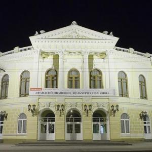 Ростовский молодежный театр готовит к новогодним праздникам сразу три новые постановки, рассчитанные на разную возрастную аудиторию