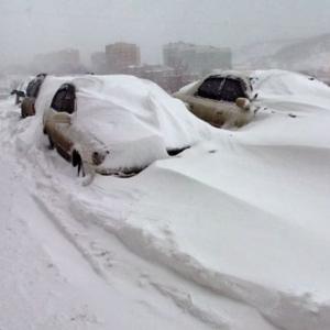 По мнению специалистов, Таганрог не готов к зиме