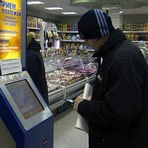 В Ростовской области молодчики похищали платежные терминалы, установленные в магазинах.