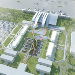 В субботу, 1 ноября, на территории Грушевского сельского поселения Аксайского района состоялось торжественное начало строительства аэропортового комплекса «Южный». Будущий хаб - первый в России аэровокзал, строящийся с «нуля».