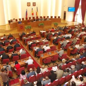 Законодательное собрание Ростовской области внесло изменения в закон «О выборе депутатов».