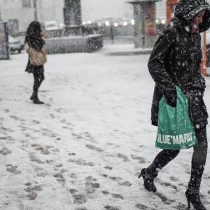 Первый снег ростовчане увидят уже на этой неделе.