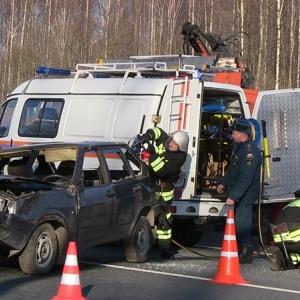 В Ростовской области будет инсценирована авария с 45 пострадавшими.