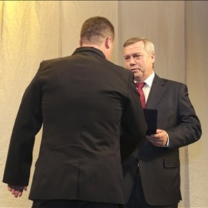 Губернатор наградил города и районы региона за эффективную работу.