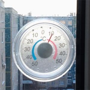 ростов, морозы, термометр
