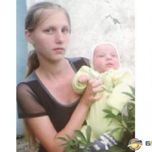 В Ростовской области без вести пропала несовершеннолетняя мама с маленьким ребенком.