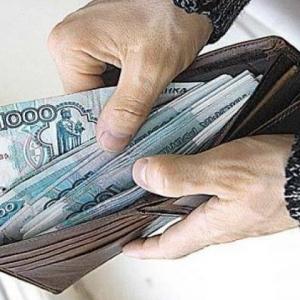 За 10 месяцев 2014 года начисленная за месяц средняя зарплата  по различным предприятиям Ростовской области составляет 22,8 тысячи рублей.