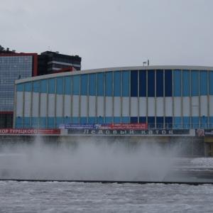 Дворец спорта в Ростове-на-Дону