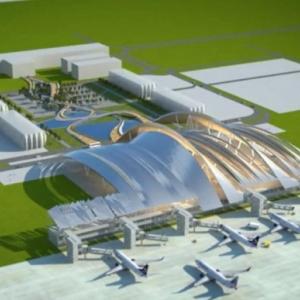 Накануне прошла встреча рабочей группы,  занимающейся строительством аэропорта «Южный».