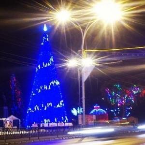 Прощание с главной городской ёлкой Ростова-на-Дону состоится под Старый Новый год – 13 января