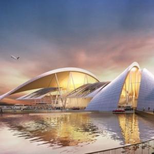 В Ростове стартовали работы по возведению инженерной инфраструктуры будущего аэропорта «Южный», строящегося к чемпионату мира по футболу 2018 года