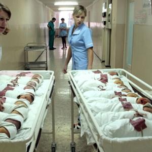 Регион побил российский рекорд по рождаемости. Дон вошел в тройку лидеров России по росту рождаемости.