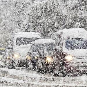 Согласно данным синоптиков, снег в донской столице закончится к вечеру 16 февраля