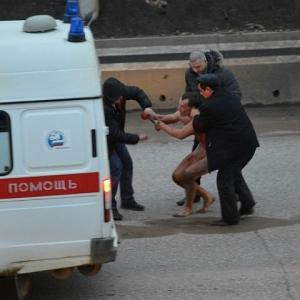 Информацию о происшествии рассказал один из очевидцев случившегося - Виталий Мануйлов.