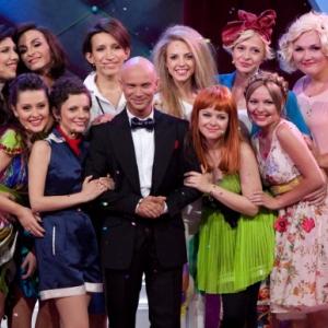 Девушки из шоу «Comedy Woman» в понедельник выступали в Ростове.