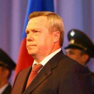 Василий Голубев награжден высокой наградой.