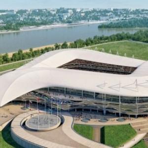 В Ростове-на-Дону рассматриваются варианты для названия стадиона, который будет построен к Чемпионату мира по футболу в 2018 году