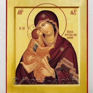 6 мая в Ростов привезут копию иконы «Богоматерь Донская».