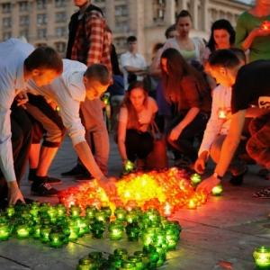 Общественное движение «Суть времени» проводит акцию, в которой ростовчане и гости донской столицы смогут почтить память людей, погибших 2 мая 2014 года в Одессе.