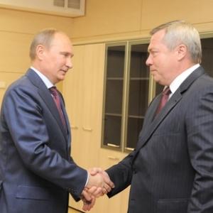 Президент РФ включил донского губернатора в президиум Госсовета Российской Федерации