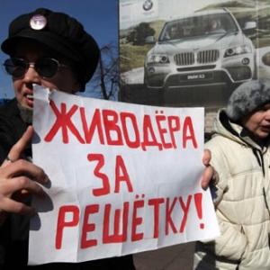 В прокуратуру города Шахты поступило заявление от правозащитников животных «Центра Святобор» - они жалуются на бизнесмена Павла Черневского.