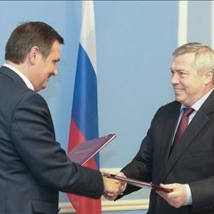В Ростове-на-Дону подписан договор сотрудничества между донским регионом и Республикой Беларусь.