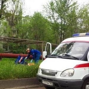 29 апреля в Ростове-на-Дону случилось дорожно-транспортное происшествие, местом которого стала улица Каширская.