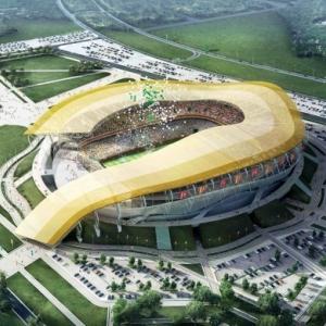 Строители стадиона на левом берегу Дона работают с опережением графика, заявил министр спорта Виталий Мутко
