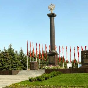Встреча участников марша состоится в 11.00 у Стелы Воинской Славы.
