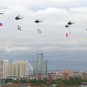 В Ростове пройдут тренировки воздушного парада Победы