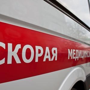 На улице Оганова  в Ростове произошло дорожное происшествие.