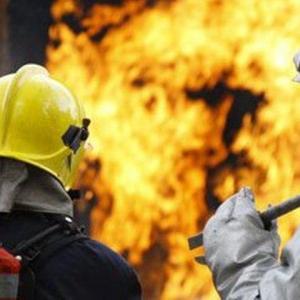 27 мая в начале второго ночи в г. Шахты Ростовской области загорелся  жилой дом