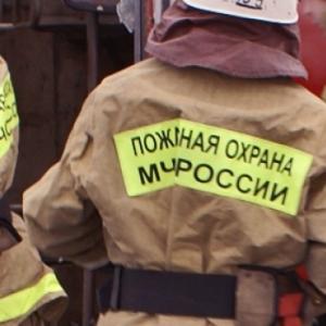 Вечером 24 мая загорелась квартира в девятиэтажном доме по ул. Штахановского