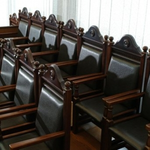 Северо-Кавказский окружной военный суд в среду окончил отбор присяжных заседателей по делу обвиняемых в убийстве вице-премьера Карачаево-Черкесии АнсараТебуева.