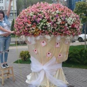 Накануне донские флористы установили российский рекорд.