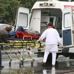 2 мая в Ростовской области на автотрассе под Новочеркасском вечером произошла серьезная авария.